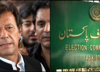 Imran Khan assures ECP of not using hate speech again