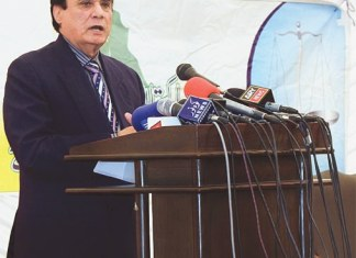 NAB not to tolerate hurdles in eliminating corruption: Javed Iqbal
