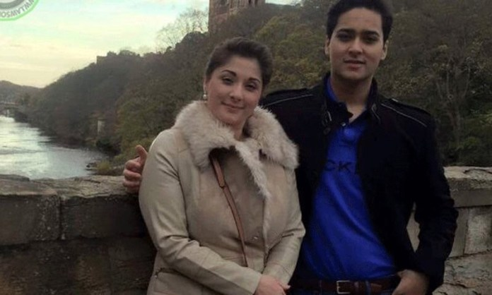 Maryam's son Junaid Safdar arrives in Lahore, to go to Adiala Jail