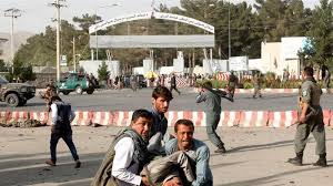 Kabul airport suicide attack death toll rises to 23