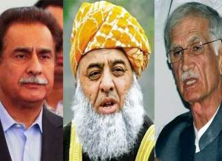 Use of foul language: ECP rejects Khattak's response