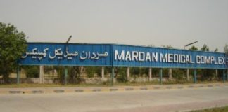 Man killed, son along with passerby injured in MMC Mardan
