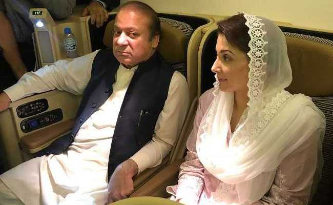 Legal team meet Nawaz, Maryam, Safdar at Adiala jail