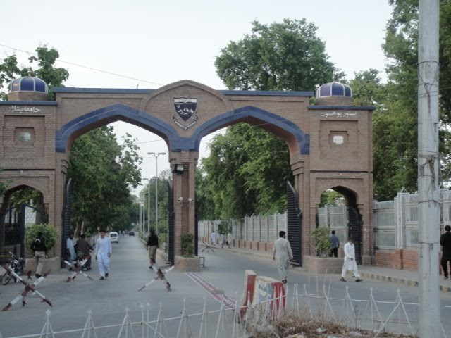 Students' protest against fee hike at Peshawar University gets nasty