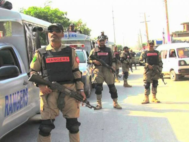 Security forces arrest several suspects during operations in Punjab