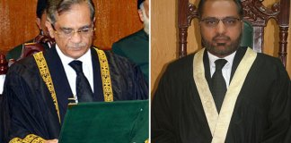 SJC to conduct open trial of Justice Shaukat Aziz