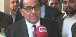 Former PML-N's senator Zafar Ali Shah to join PTI: Reports