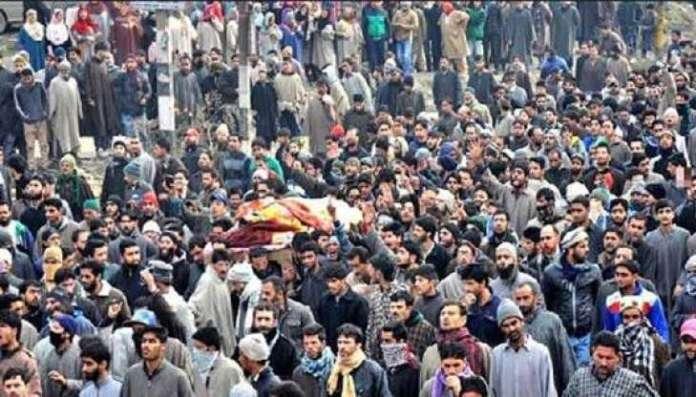 Tributes paid to martyrs of Sopore, Kupwara and Shopian