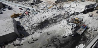 Syria weapons depot blast kills 12 civilians: monitor