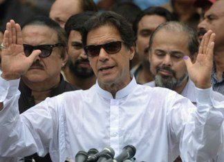 Imran Khan submits details of election expenses