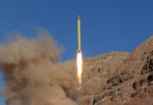 Iran test-fires next generation ballistic missile: media