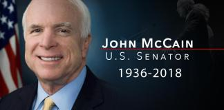 US Senator John McCain dies at 81