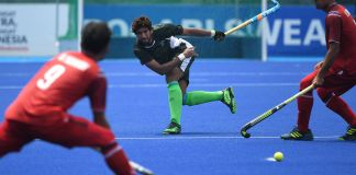 Pakistan thrash Thailand 10-0 in Asian Games hockey