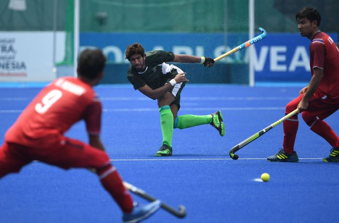 Pakistan thrash Thailand 10-0 in Asian Games hockey