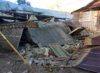 Major earthquake rocks Indonesia's Lombok island: USGS