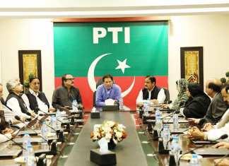 PTI govt announces 23-member Punjab cabinet