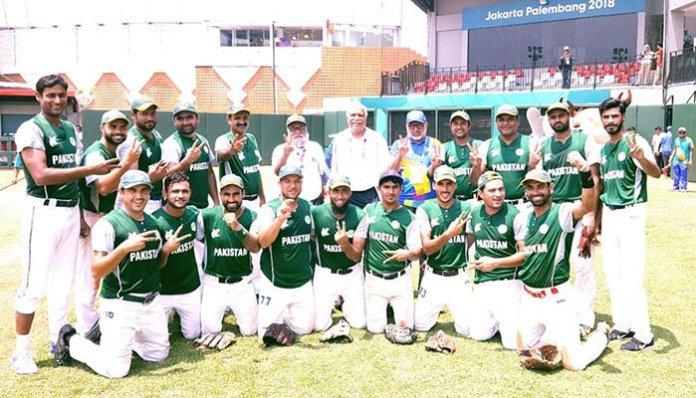 Asian Games: Pakistan beat Indonesia 10-2 in baseball