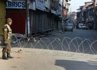 Two-day strike being observed from today in occupied Kashmir