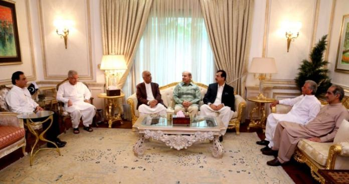 PML-N, PPP leaders discuss political situation in country