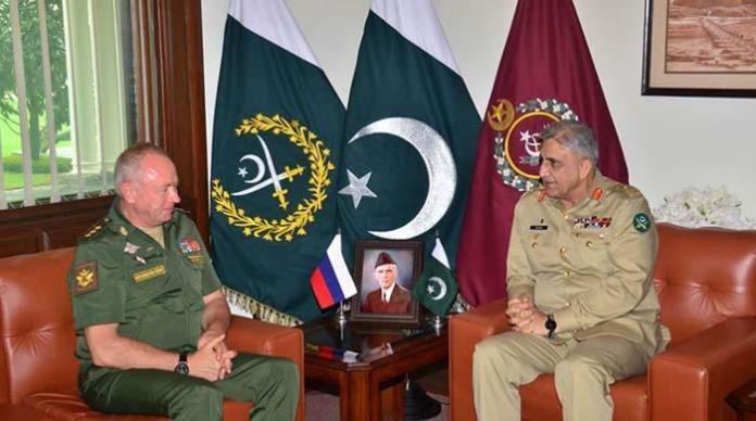 Russia steps in as Trump cut Pakistan military training program