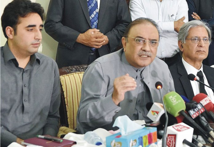 PPP delegation to ask political parties for support in presidential polls
