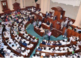 Punjab govt presents budget amid opposition protest