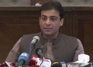 LHC accepts Hamza Shebaz's plea for protective bail in Saaf Pani case