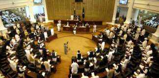 KP Assembly to elect new Chief Minister today