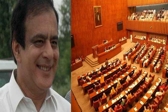 Shibli Faraz appointed leader of the house in Senate