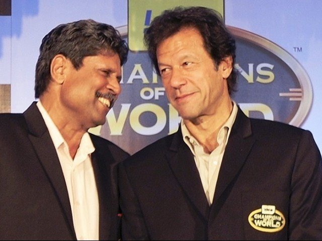 Imran will bring peace to Pakistan and India: Kapil Dev