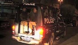 Karachi police arrest target killer