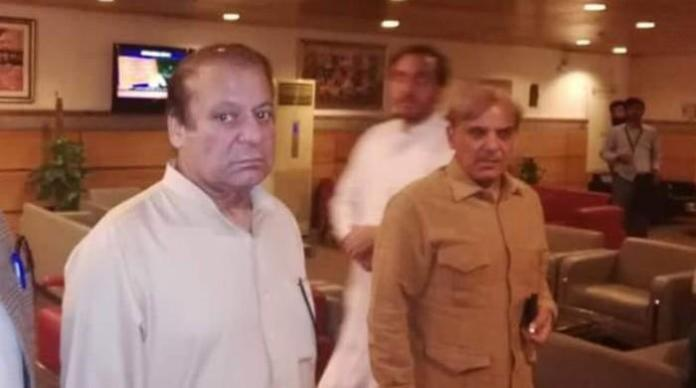 Shehbaz Sharif leaves for London to bring back Kulsoom Nawaz's body
