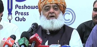 Fazlur Rehman terms PTI govt part of heinous conspiracy