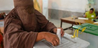 Re-polling on PK-23 Shangla underway