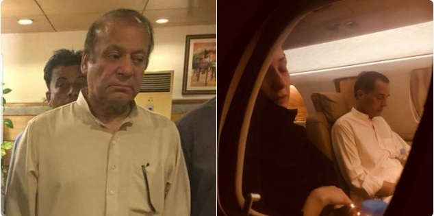 Punjab govt extends Nawaz, Maryam's parole for three days