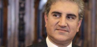FM Qureshi in UAE to attend Sir Bani Yas Forum