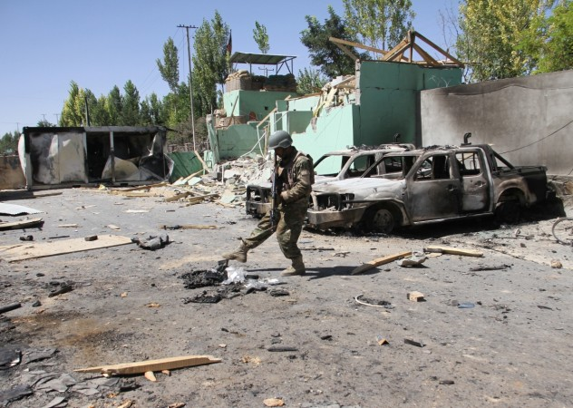 Death toll in Nangarhar suicide attack soars to 68: Afghan officials