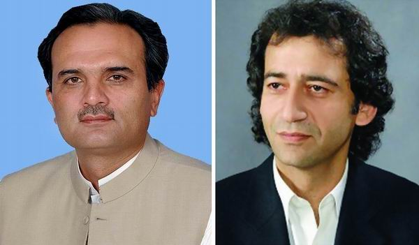 Atif Khan challenges Haider Hoti's victory in NA-21