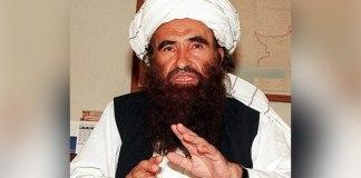 Afghan Taliban announce death of Haqqani network chief