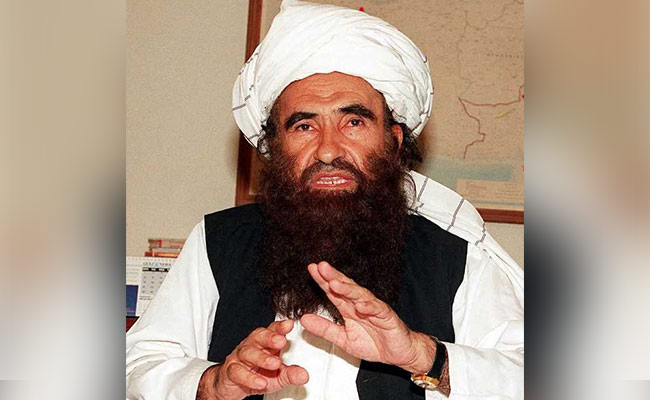 Afghan Taliban announce death of Haqqani network chief