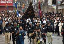 9th of Muharram being observed today with due solemnity, sanctity