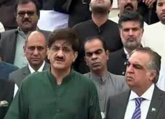 Sindh Governor, CM visit Mazar-e-Quaid