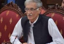 Govt to probe Punjab govt's controversial TV ad: Pervez Khattak