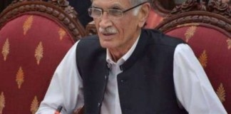 KP ministers removed for conspiring against govt: Pervez Khattak