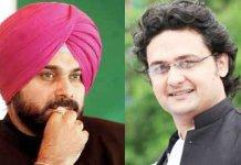 Sidhu, Faisal discuss matters relating to Pakistan-India cricket
