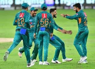 Pakistan beat Australia for Twenty20 clean sweep