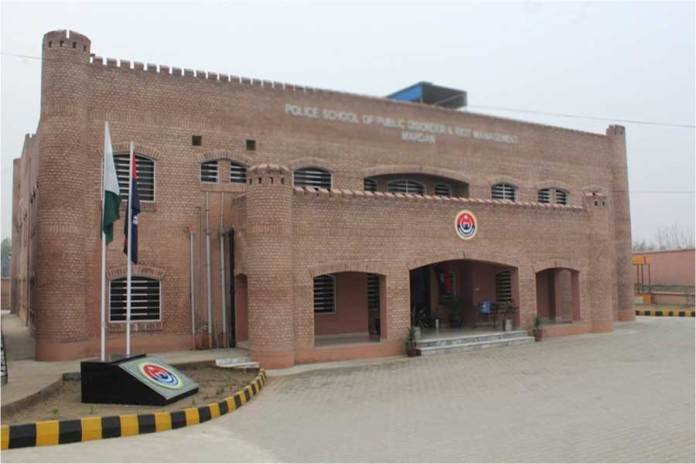 KP govt establishes eight Police training schools
