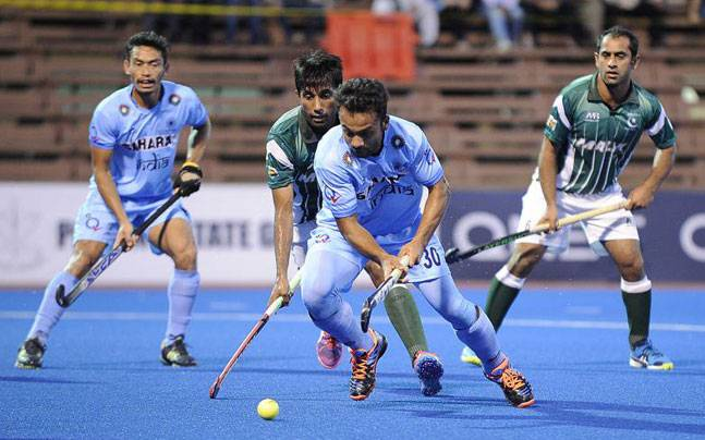 Pakistan, India declared joint winners of Asian Hockey Champions Trophy