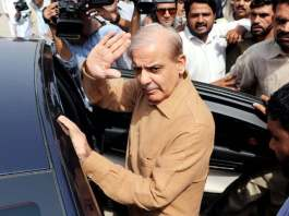 Shehbaz Sharif reaches Parliament House to attend NA session