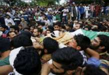 Indian troops martyr eight youth in occupied Kashmir